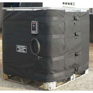 275 Gallon Tote IBC Heater
